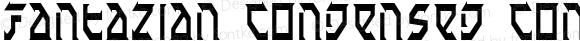 Fantazian Condensed Condensed