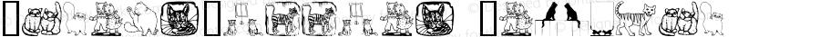 KarensKitties Regular Macromedia Fontographer 4.1 2000-12-11