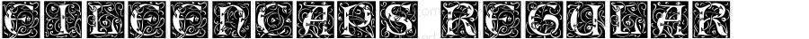 EileenCaps Regular Altsys Fontographer 3.5  7/1/92