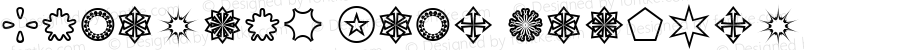 Asterisp Zeta Regular Version 1.0; 2002; initial release