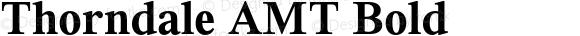 Thorndale AMT Bold OTF 1.007;PS 001.000;Core 1.0.32;makeotf.lib1.4.3831