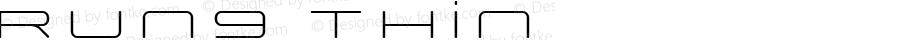 Rung Thin Macromedia Fontographer 4.1.4 03.12.2002