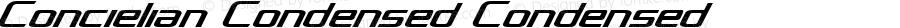 Concielian Condensed Condensed Version 2.0; 2003; initial release