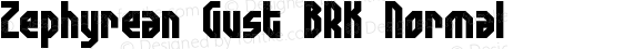 Zephyrean Gust BRK Normal Version 2.10