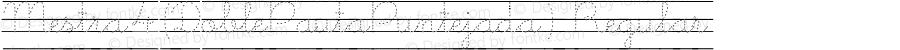 Mestra4(DoblePautaPuntejada) Regular SFG:17/10/99