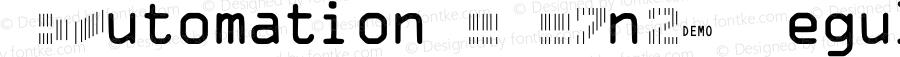IDAutomationSCMC7n25 Regular OTF 3.700;PS 003.007;Core 1.0.34