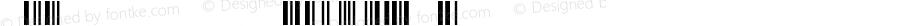 IDAutomationSC93XS Regular Version 3.07 2003