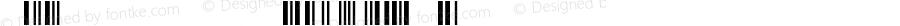 IDAutomationSC93XS Regular OTF 3.700;PS 003.007;Core 1.0.34