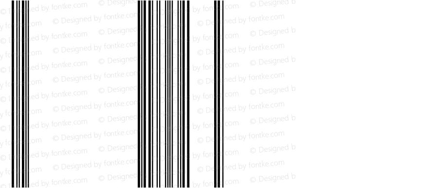 IDAutomationSC93XL Regular Version 3.07 2003