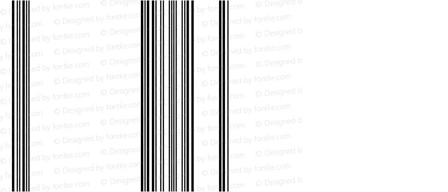 IDAutomationSC93XL Regular OTF 3.700;PS 003.007;Core 1.0.34