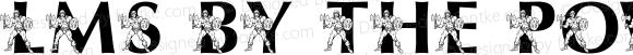 LMS By The Power of Grayskull Regular Macromedia Fontographer 4.1 4/26/2002