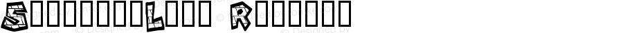 Shingle_Ling Regular Macromedia Fontographer 4.1 11/21/03