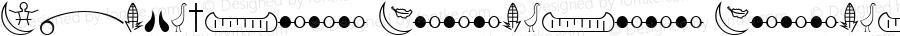 American Indian Indian Altsys Fontographer 4.0.3 22.05.1994
