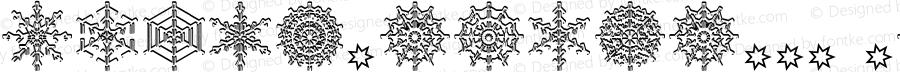 IceCrystals-01 'Impressions' Regular 1.0; 12-2-2003