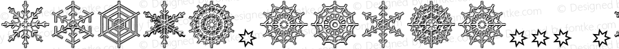 IceCrystals-01 'Continuum' Regular 1.0; 12-2-2003