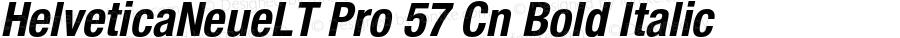 HelveticaNeueLTPro-BdCnO