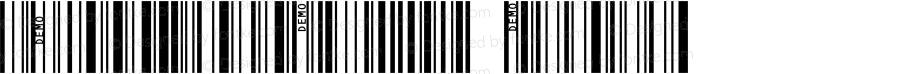 IDAutomationSC128M Regular OTF 3.700;PS 003.007;Core 1.0.34