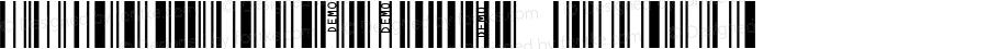IDAutomationSC128S Regular Version 3.07 2003