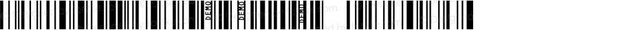 IDAutomationSC128S Regular OTF 3.700;PS 003.007;Core 1.0.34