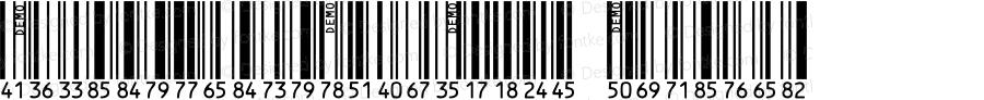 IDAutomationSHcC128M Regular OTF 3.700;PS 003.007;Core 1.0.34