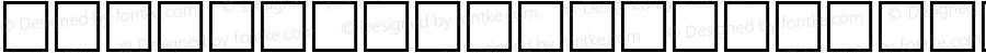 AL-Mateen Outline Regular Version 1.0