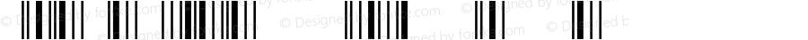 IDAutomationSCBS Regular Version 3.71 2003