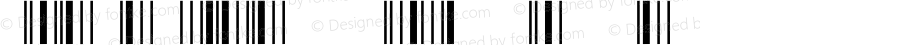 IDAutomationSCBS Regular OTF 3.710;PS 003.071;Core 1.0.34