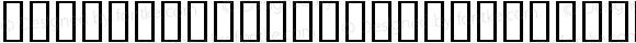 TiffanyCornersIII Regular Macromedia Fontographer 4.1 2004-04-12