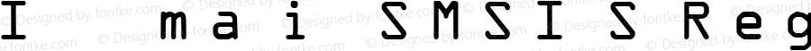 IDAutomationSMSIXS Regular Version 3.71 2003