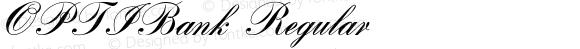 OPTIBank Regular Version 001.000