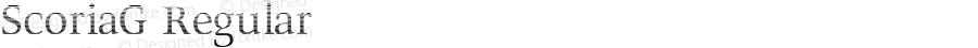 ScoriaG Regular Perry Mason                 17 06 01