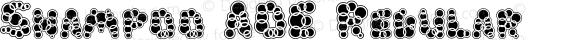 Shampoo AOE Regular Macromedia Fontographer 4.1.2 11/11/02