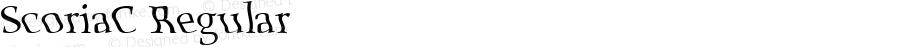 ScoriaC Regular Perry Mason                 17 06 01