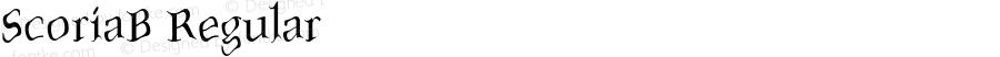 ScoriaB Regular Perry Mason                 17 06 01