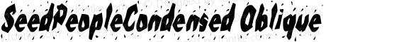 SeedPeopleCondensed Oblique