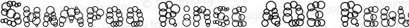 Shampoo Rinse AOE Regular Macromedia Fontographer 4.1.2 11/11/02