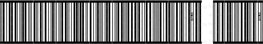 IDAutomationSBI25L Regular OTF 4.700;PS 004.007;Core 1.0.34