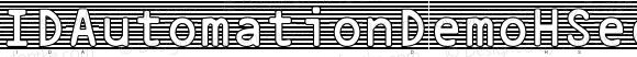 IDAutomationDemoHSec1W Regular Version 4.900;PS 004.009;hotconv 1.0.38