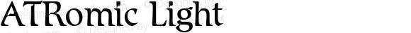 ATRomic Light 1.0