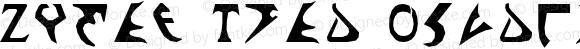 Zigan Trad Okudeska 1.0 Wed Aug 14 18:45:05 1996