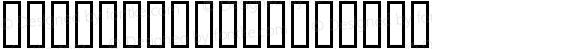 Arnold 2.1 Regular Macromedia Fontographer 4.1.4 5/15/97