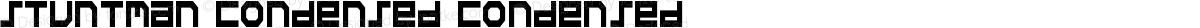 Stuntman Condensed Condensed