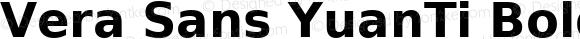Vera Sans YuanTi Bold 1.0