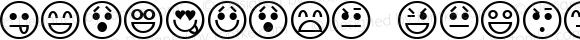 Emoticons Regular