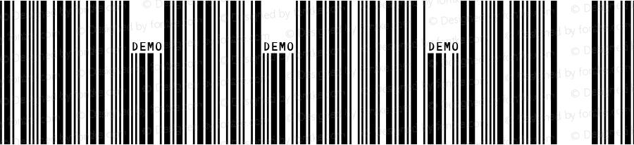 IDAutomationSC39L Regular Version 5.02 2005