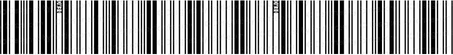 IDAutomationSXC39S Regular Version 5.02 2005
