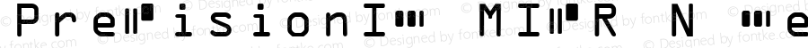 PrecisionID MICR N Demo Regular Version 2.001 2005