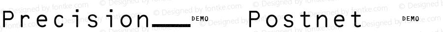 PrecisionID Postnet L DEMO Regular Version 2.001 2005