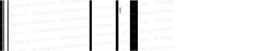 IDAutomation SUni L Regular Universal Barcode Font 5.1 2005