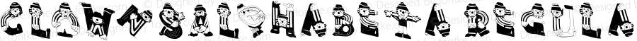ClownsAlphaBeta Regular 1.0 2005-07-25
